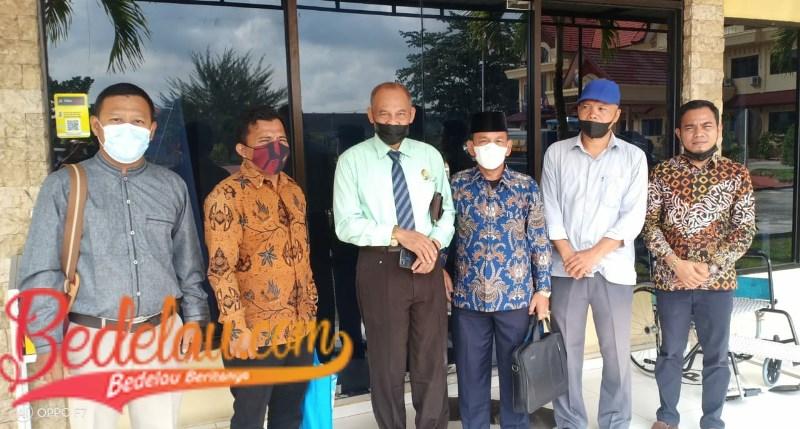Dualisme Kepengurusan, Ketua Ruslan Dkk Lapor Balik Abral Mahadar