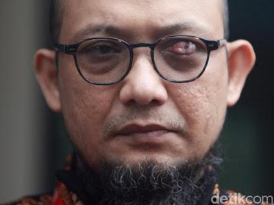 Dinonaktifkan Pimpinan KPK, Novel Baswedan dkk Melawan!